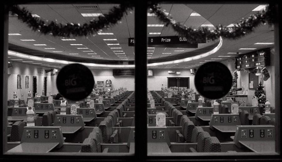 Bingo room, Hastings