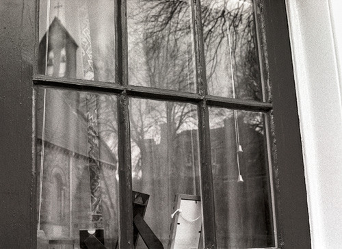 Window on Durham