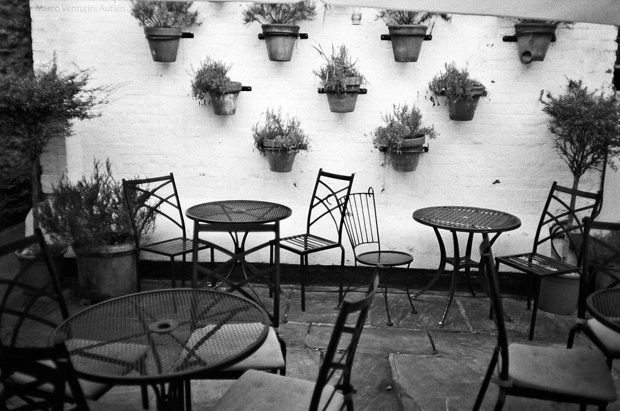 Vennel's café, Durham