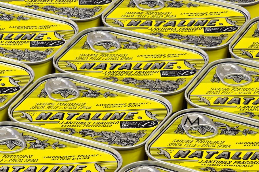 Sardine Nataline - Canned sardines