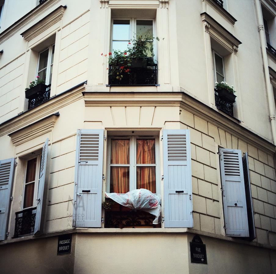 Parigi a 800 ASA