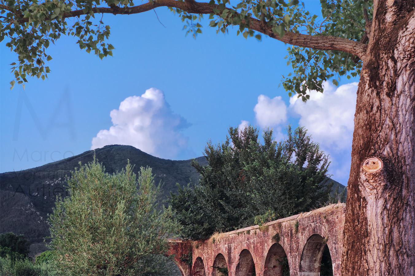 L'acquedotto di Asciano Pisano