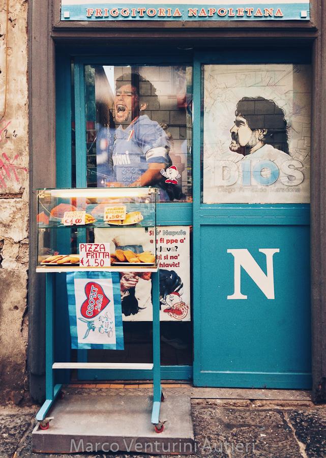 Neapolitan shops – I negozi di Napoli