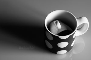 Cup stuck inside a mug: how (not) to free it