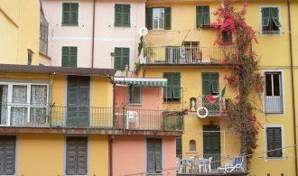 Riomaggiore with Portra 160